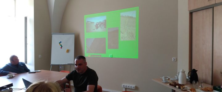 "Seminar ""Integrated production in farms"", 26/04/2019"